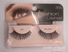 d9c09b9d2f6 More false eyelashes from KKcenterHK & Ardelll Fashion Lashes 100% Human  Hair 100 Human Hair