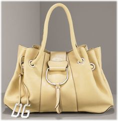 D&G Slouchy Leather