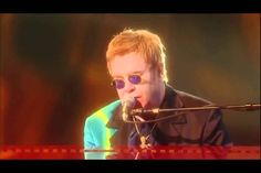 Elton    John   --    Candle   In   The   Wind  [[   Official   Live   V...