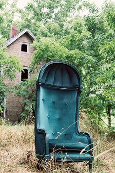 Porter's Chair. $2,400.00, via Etsy.