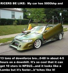 35 Best Ricers Images Pimped Out Cars Cars Car Fails