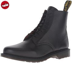 Dr. Martens Unisex Winch Waterproof Slip Resistant NS 7 Eye Boots, Brown  Leather, 7 M UK, M8/W9 M US. For product info go to: https://www.caracces…