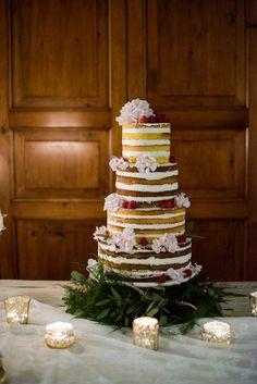 Colori pastello e dettagli retrò per un matrimonio in giardino