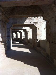 Arles Arena - Light and Shade