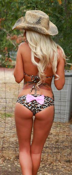 'Katy' Beauty Braid Bikini