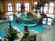 lazy river in your backyard | Backyard H2O by Ocean Innovations - WAVE TECHNOLOGY AT IT'S CREST ...