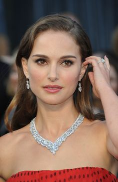 The couple: Natalie Portman and Benjamin Millepied The ring: A conflict-free diamond ring set in recycled platinum designed by jeweler Jamie Wolf