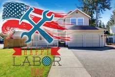 Don't wait another year. Celebrate Labor Day 2017 in your energy efficient home! Local government approved financing is available for energy efficient home upgrades! #SaveCal Call SaveCal Home Improvement – (800) 616-9965 http://www.savecal.com