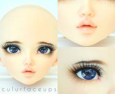 Culur Faceups — Recent commissions~
