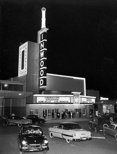 Inwood Theatre - 5458 W. Lovers Lane, Dallas,Texas - 1100 seats - opened May 16th 1947 - has been restored and currently screens foreign and independent films. Description from pinterest.com. I searched for this on bing.com/images