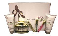 """50 Shades"" Gift Set Perfume Body Lotion Shower Gel"