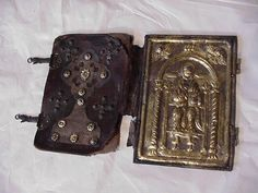 Armenian silver bookbinding printed in 1819