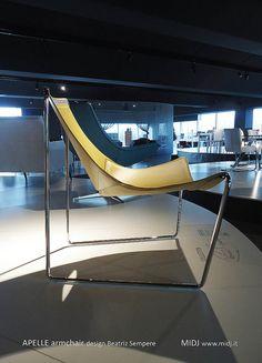 APELLE armchair design Beatriz Sempere by Beatriz Sempere, via Flickr