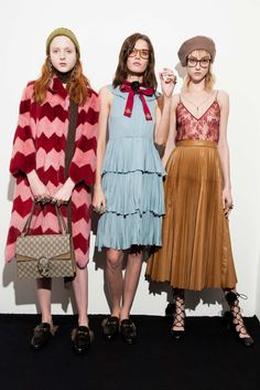 Gucci is speaking to me!! Gucci Fall 2015 Ready-to-Wear - Collection - Gallery - Style.com