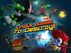 Space Qube is a 'shoot em up' game with retro-futuristic 3D graphics!         ★☆★ Best in Play Award Winner at GDC 2013. ★☆★ Tokyo Game Show Sense of Wonder Night 2013 Finalists. ★☆★ Best of 2013 Indie Game in 9 countries.