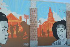 Street Art: Mechanicsville, Atlanta