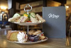 Badgers Hall- Cotswolds- afternoon tea example