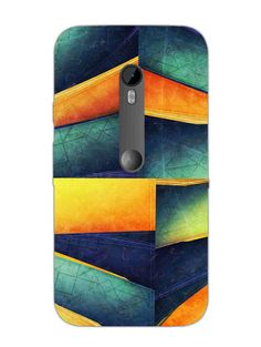 3d Maze - Designer Mobile Phone Case Cover for Moto X3