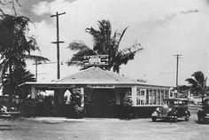 KC Drive Inn 1942