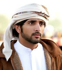 "Sheikh Hamdan Bin Muhammad Bin Rashid al-Maktoum (Emarati Arab, Champion (Individual Gold Medal) of FEI World Equestrian Games (Endurance Event) (2014 CE Normandy, France), Poet (Under Pen Name ""Fazza""), Crown Prince of Dubai (UAE))"