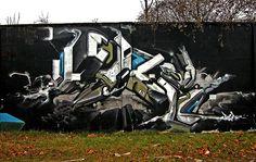 walls Futuristic, Graffiti, Urban, Game 1, Photo And Video, World, Artist, Layers, Painting