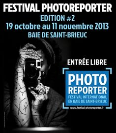 looking to the future at the #photoreporter Festival #photo #photographie #photojournalism #StBrieux #Bretagne #photographer #photography #photographe #OlivierOrtion