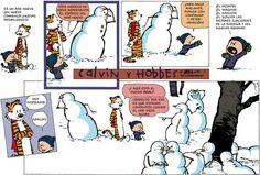 Calvin and Hobbes Snow Art Gallery Calvin And Hobbes Comics, Calvin And Hobbes Snowmen, Best Calvin And Hobbes, Frank Frazetta, Jack Kirby, Hobbes And Bacon, John Calvin, My Calvins, Snow Art
