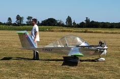 The smallest twin engine airplane in the world | Flickr - Photo Sharing!