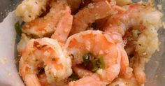 Finding Frenchie: Garlic Shrimp Pokē- Hawaii Style