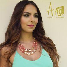 Blusa y accesorio ARU 👌🏻👌🏻👌🏻👌🏻 @valentinacabalv  #model #fashion #cuye #lookaru