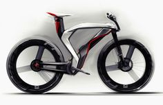 Opel RAD-e Bike Design by Kiska