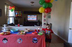 Teen Titans Go! Party DIY