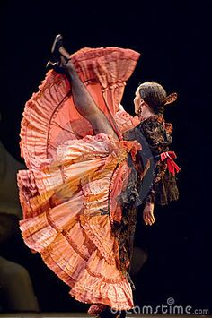 I have always had a wish to be able to try flamenco dancing in honor of my auntie Amy. Can't wait to feel close to her again.