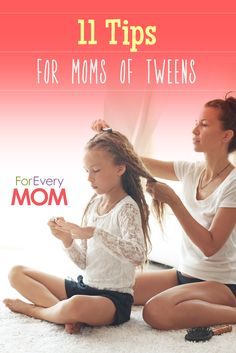 Love this! These are great tips for parenting tweens. I have an 11-year-old boy and we're at an awkward stage in the mother-tween relationship. This helped a lot. Great parenting advice.