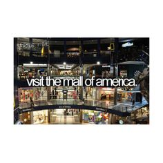 bucket list | Tumblr I am basically a shopaholic so yeah definitely have to go there.