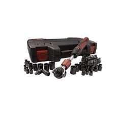Craftsman 53 Pc Ratchet Wrench Tool Set Mach Series Mechanics Sockets Bits Case #Craftsman