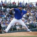 Lester strikes out 10 homers to lead Cubs over Rockies 10-0 (Yahoo Sports)