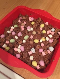 Mini Egg Rocky Road #NextLevel