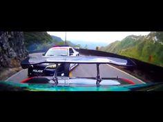 Drift Crazy touge in mountain Police vs Drifter - YouTube