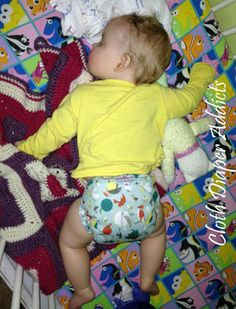 Daily Cute Fluffy Bum - AppleCheeks - Cloth Diaper Addicts