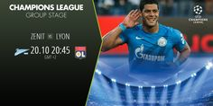 Whom you support?? ZENIT or LYON. Support BET WIN.. Catch all action on www.betboro.com