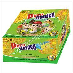 Garden Firework, Ground Function Crackers - Manufacturer & Supplier in India