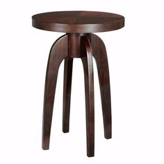 Anywhere Espresso Boxer Side Table DISCONTINUED