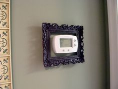 Dream Home DIY: Funk-afying Your Thermostats