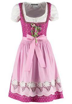 Esprit Collection Dirndl dark pink