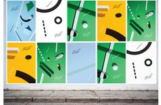 """The Practical Man Branding by Garbett """"The Practical Man is a new destination for men's sports style and fitness. They offer a curated selection of some of the worlds leading activewear, equipment and editorial content. Working with The Practical Man. Still Life Photography, Photography Business, Tennis Posters, Blog Design Inspiration, Composition Design, Graphic Design Posters, Design Awards, Design Trends, Visual Identity"""