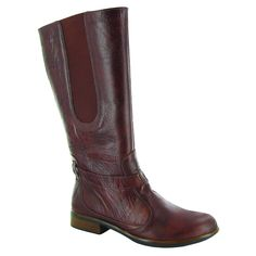 The Naot Viento is the perfect mid-calf boot. This style has an inside zipper for accessibility & gore for adjustability. The Viento features padded technical lining providing comfort, warmth & moistu