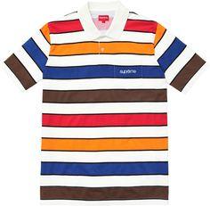 Classic Stripe Polo