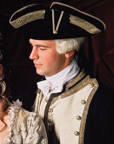Commander Norrington aka Jack Davenport