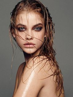 Stunning Beauty Shoot with BARBARA PALVIN photographed by NICO
